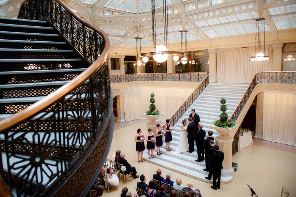 The Rookery wedding.