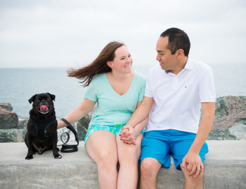 31st Street Beach Engagement Session