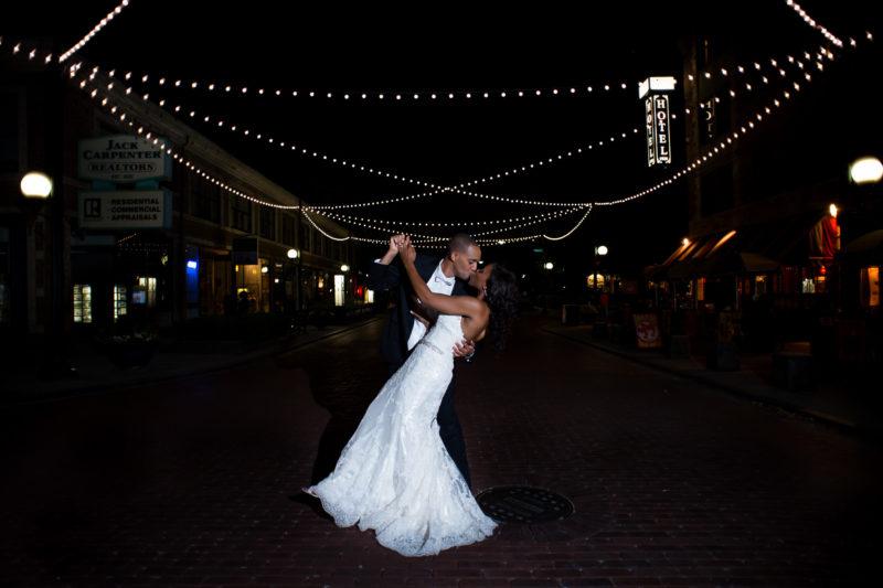 Carleton oak park wedding