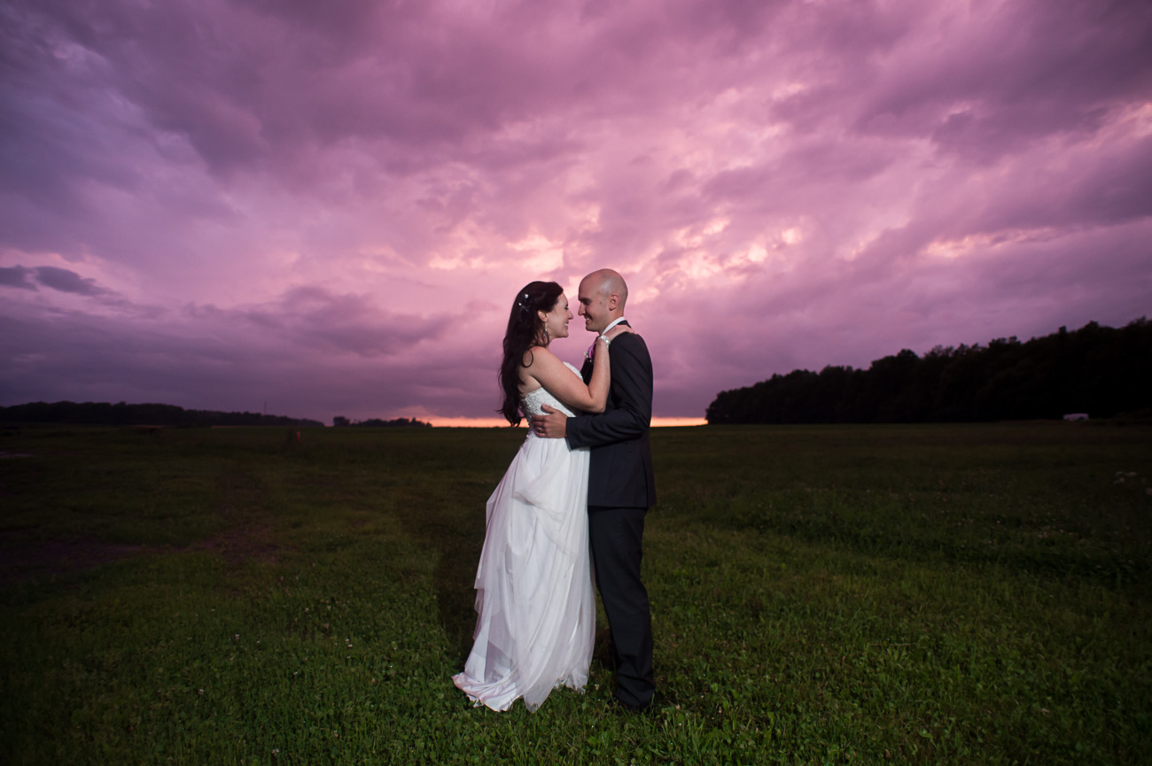 Becker-Farms-Vineyards-Wedding-Sunset-793