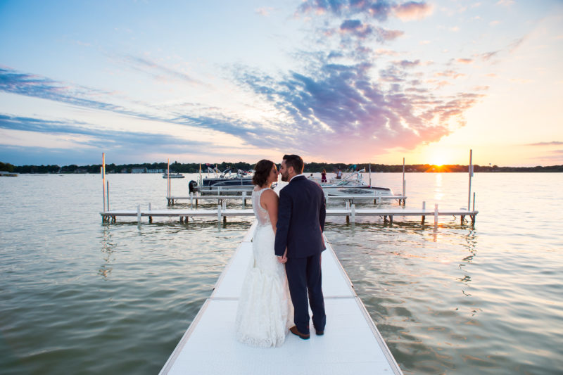 Lighthouse Restaurant Wedding