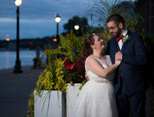 Port of Rochester Marina Wedding
