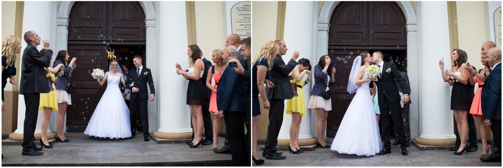 Blog-chicago-wedding-photography-polish-wedding-bubble-exit