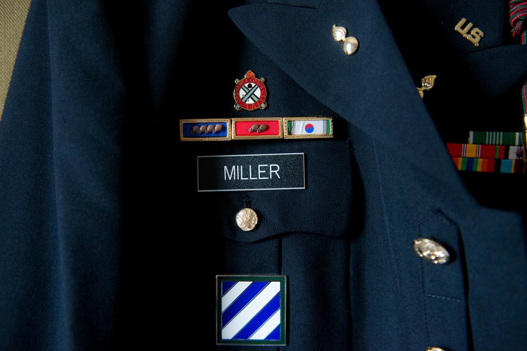 Groom's uniform.
